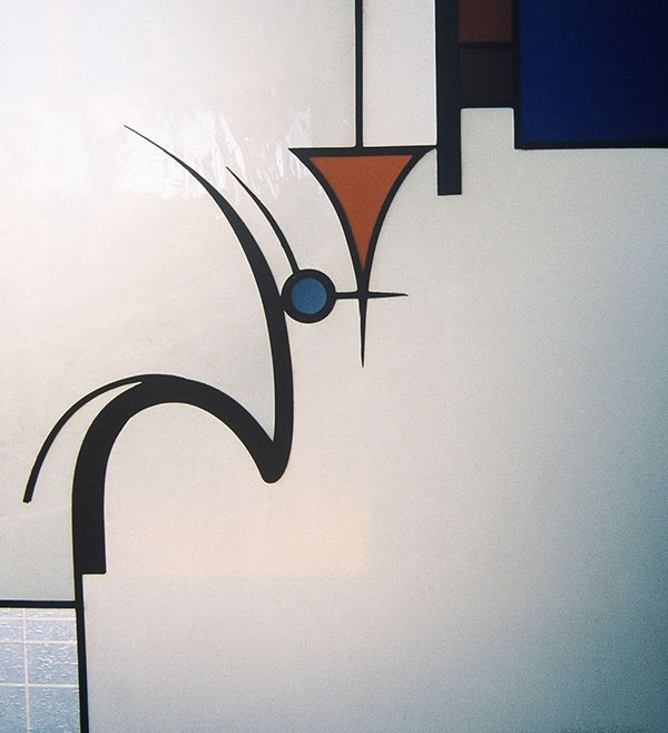 """Carpentar commission"" - detail"