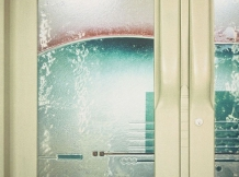 """Salzberg Entry"" - exterior detail"
