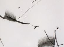 """Graphite Drawing No. 2"" - 6x8"
