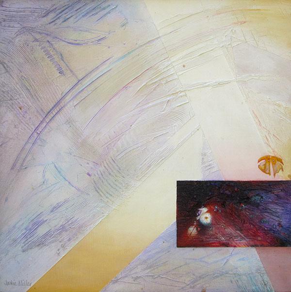 """Behind the Dream No.2"" - 12x12"