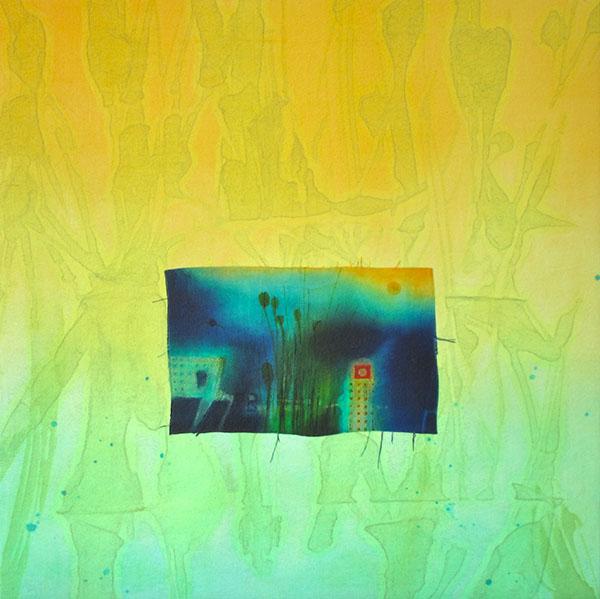 """Waking Dream No. 2"" - 10x10"
