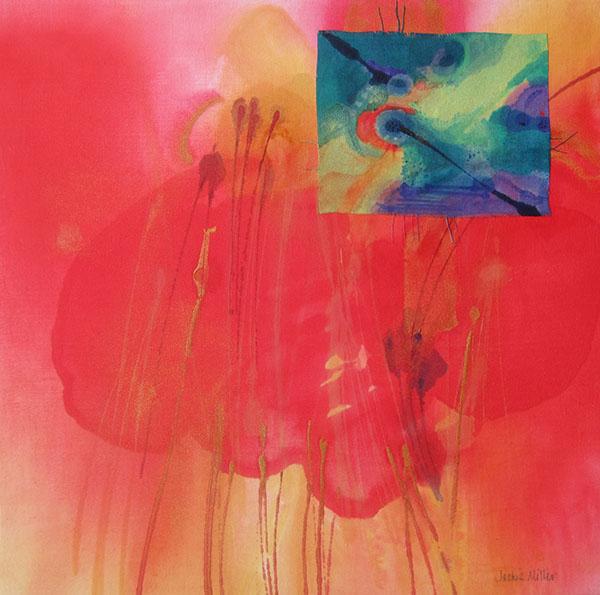 """Waking Dream No.3"" - 10x10"