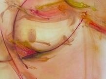 """""""Autumn Etude"""" - 20x20"""