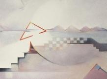 """""""Landscape for Jill"""" - 24x24"""