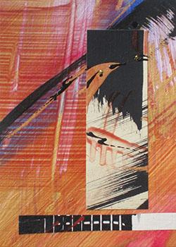 TINY ART-No.17-2.5x3.5
