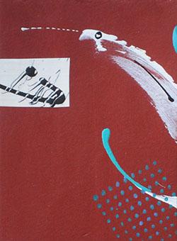 TINY ART-No.18-2.5x3.5